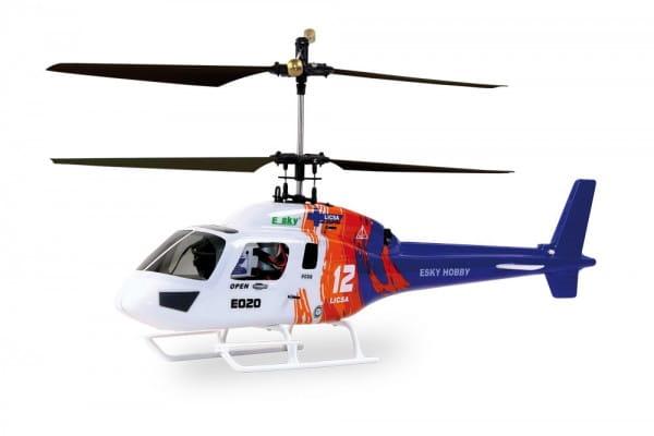 Купить Радиоуправляемый вертолет E-sky 3D Big Lama в интернет магазине игрушек и детских товаров
