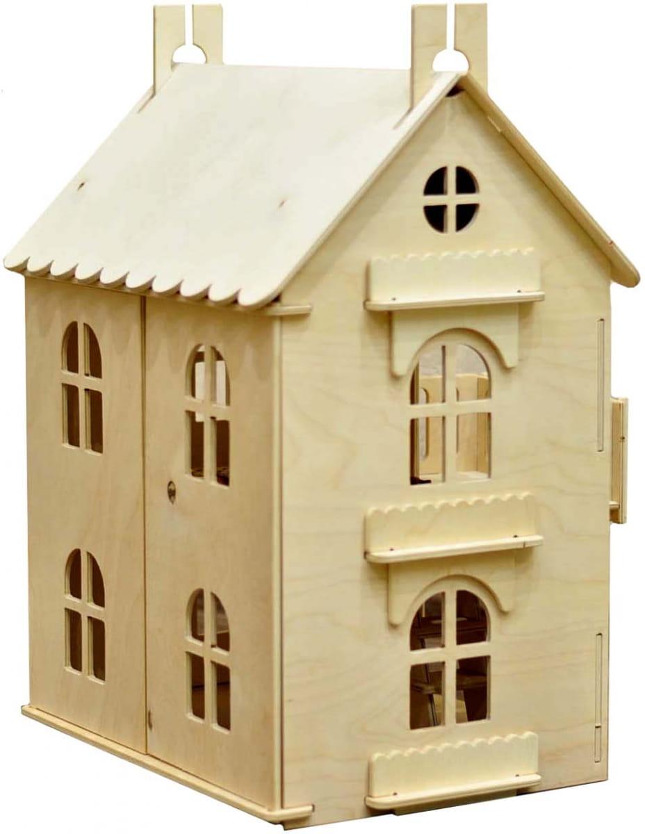 Кукольный домик WOOD LINES Арина
