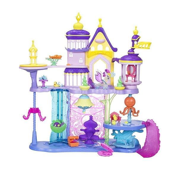 Игровой набор My Little Pony Мерцание  Волшебный Замок (HASBRO) - My Little Pony