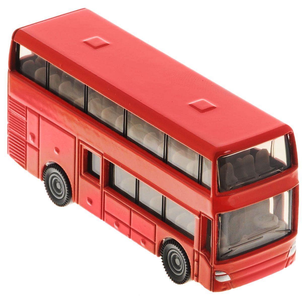 Двухэтажный автобус Siku 1321