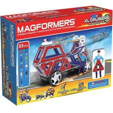 ����������� MAGFORMERS XL CRUISERS � �������� ������ �������� (33 ������)