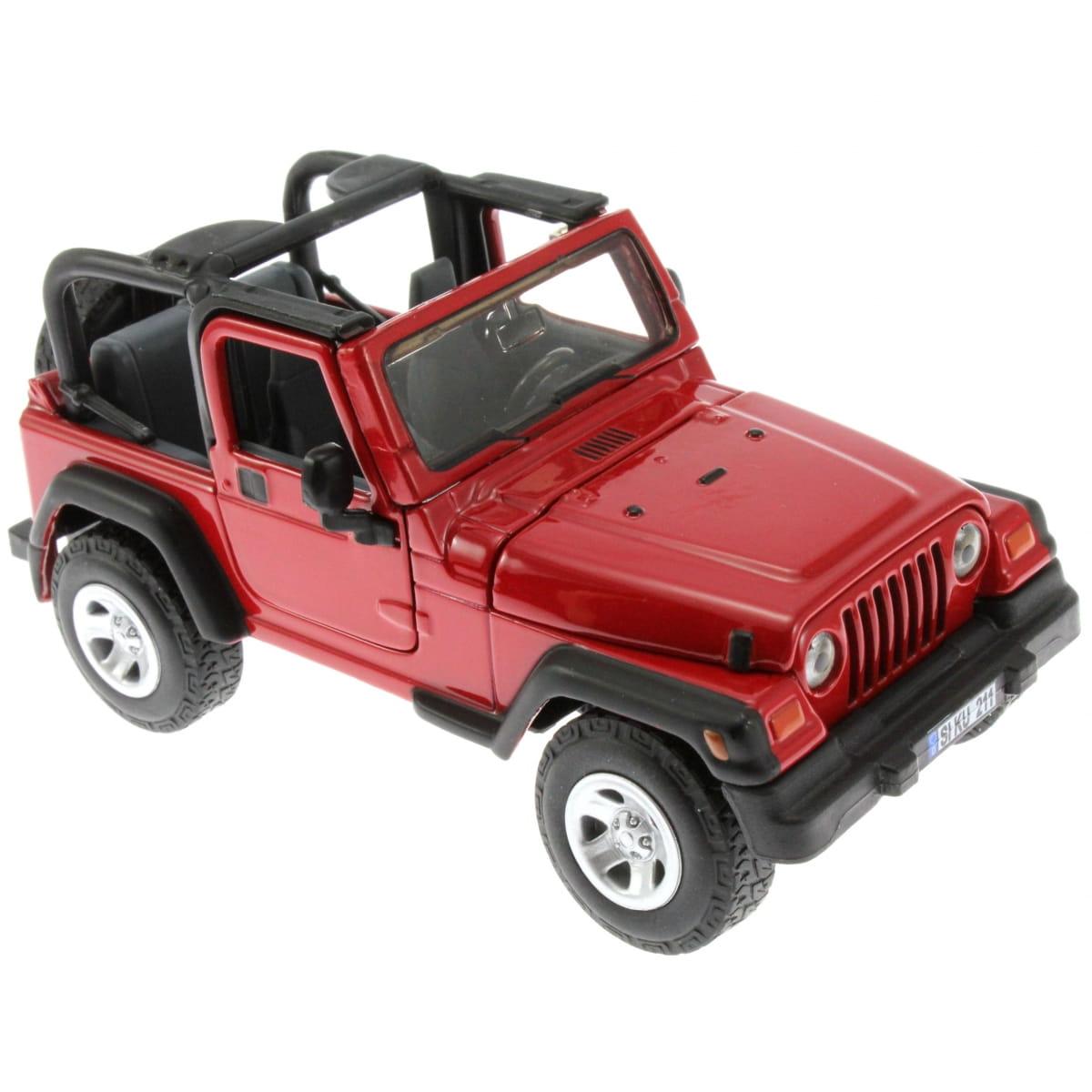 Машина SIKU Jeep Wrangler