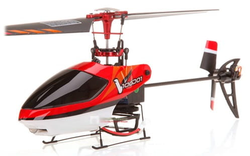 Купить Радиоуправляемый вертолет Walkera V100D01 3-Axis в интернет магазине игрушек и детских товаров