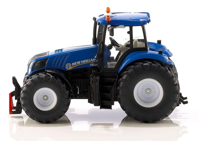 Трактор Siku 3273 Трактор New Holland - синий
