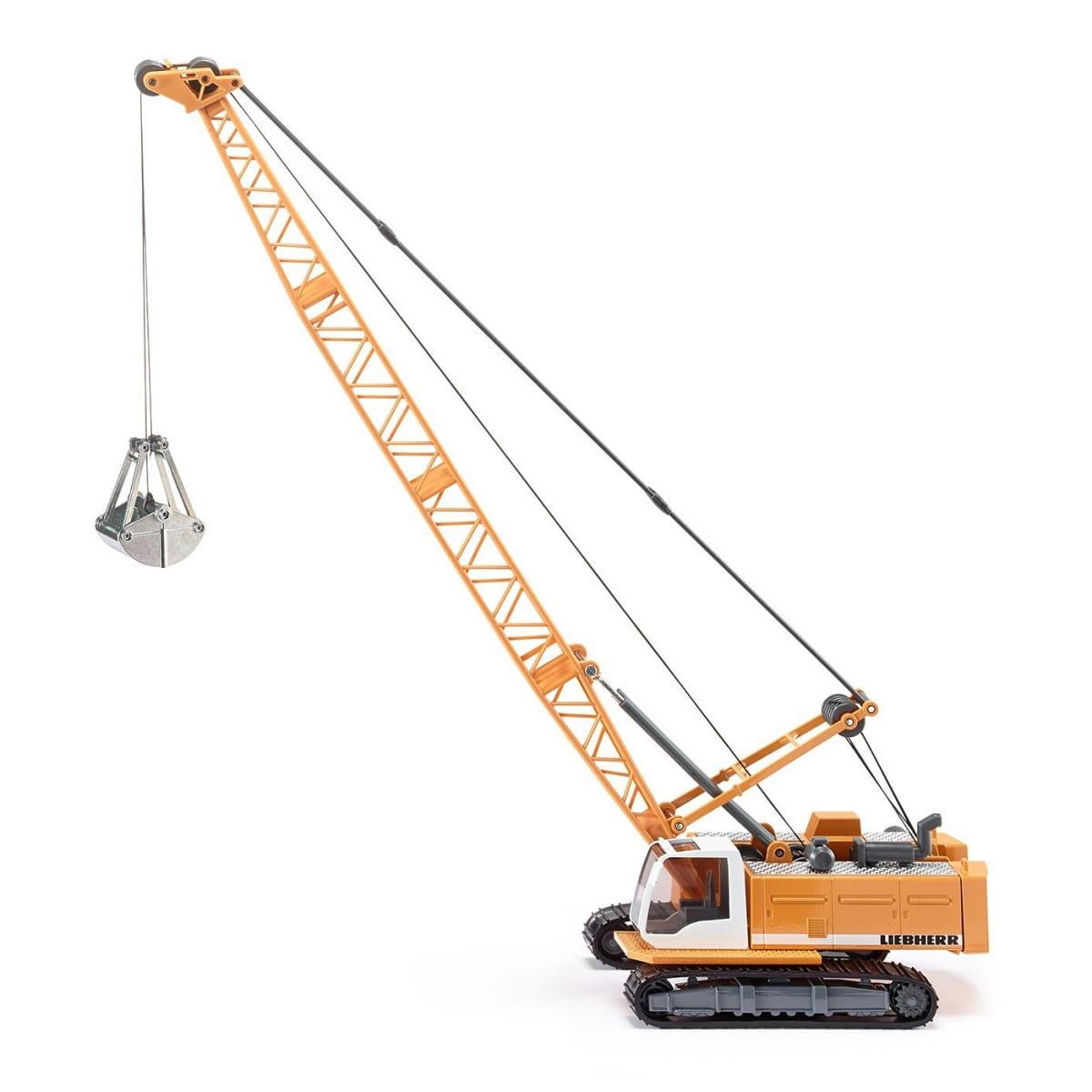 Экскаватор-кран Siku 3536