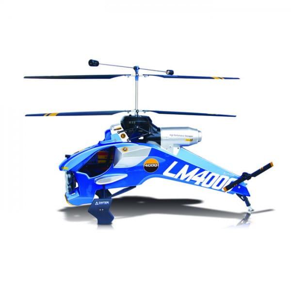 Радиоуправляемый вертолет Walkera Lama400Q