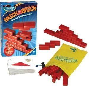 Настольная игра ThinkFun Кирпичики Brick by brick - Логические игры