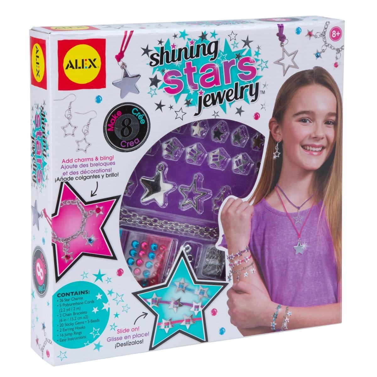 Набор для создания ювелирных изделий Alex Сияющая звезда
