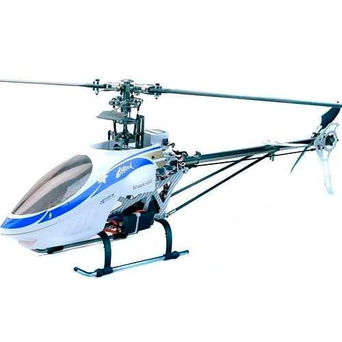 Купить Радиоуправляемый вертолет Art-tech Shark 550 ARF class в интернет магазине игрушек и детских товаров