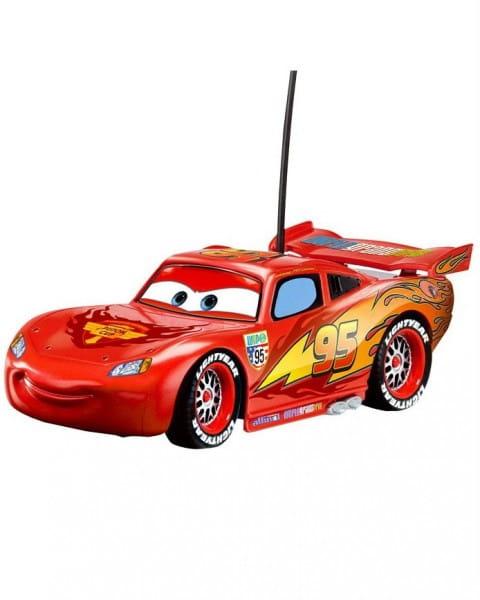 Купить Радиоуправляемая машина Dickie Молния МакКуин 17 см 1:24 в интернет магазине игрушек и детских товаров