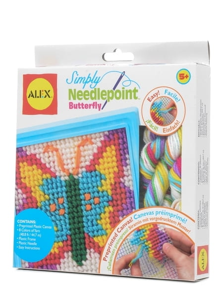 Набор для вышивания Alex Бабочка