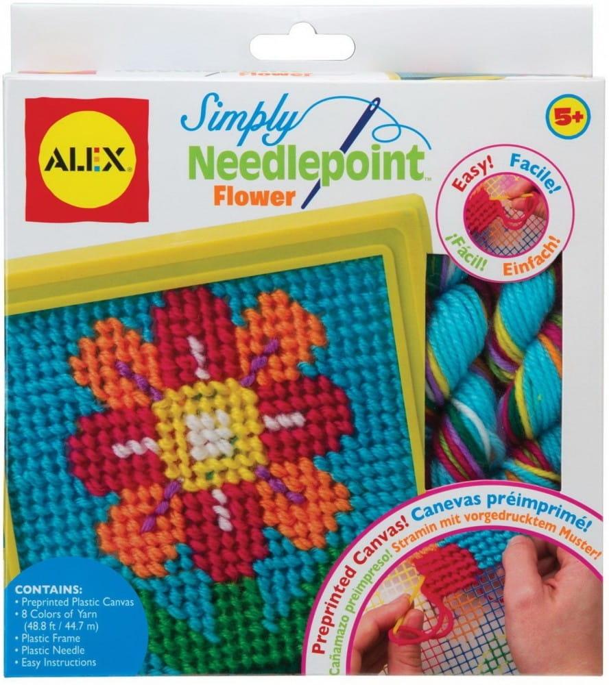 Набор для вышивания Alex Цветок