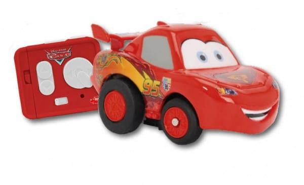 Купить Радиоуправляемая машина Dickie Молния МакКуин 6 см 1:55 в интернет магазине игрушек и детских товаров
