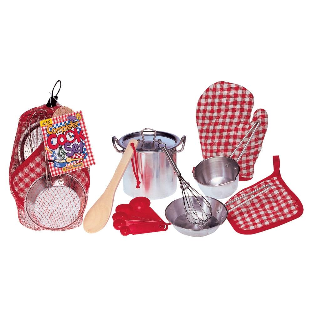 Набор кухонной посуды Alex 13R Все для повара