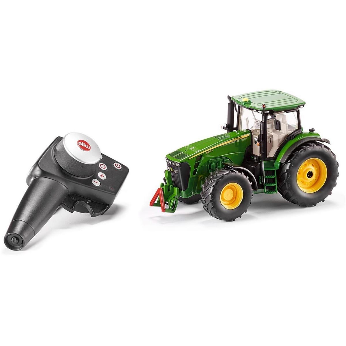 Радиоуправляемый трактор SIKU John Deere 8345R