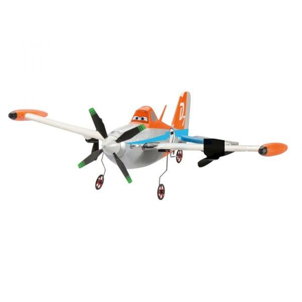 Купить Радиоуправляемый самолет Dickie Дасти 25 см 1:20 в интернет магазине игрушек и детских товаров