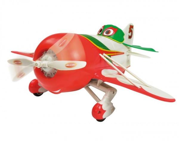 Купить Радиоуправляемый самолет Dickie Эль Чупакабра 27 см 1:24 (ездит по поверхности) в интернет магазине игрушек и детских товаров
