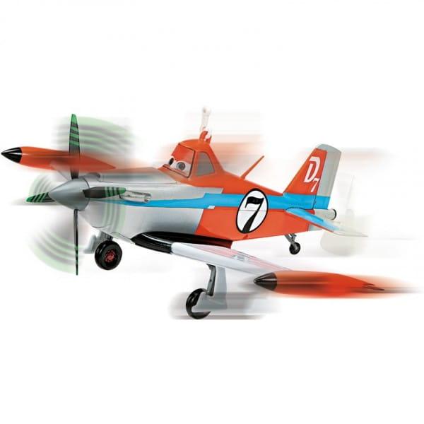 Купить Подвесной самолет Dickie Дасти 20 см 1:24 в интернет магазине игрушек и детских товаров