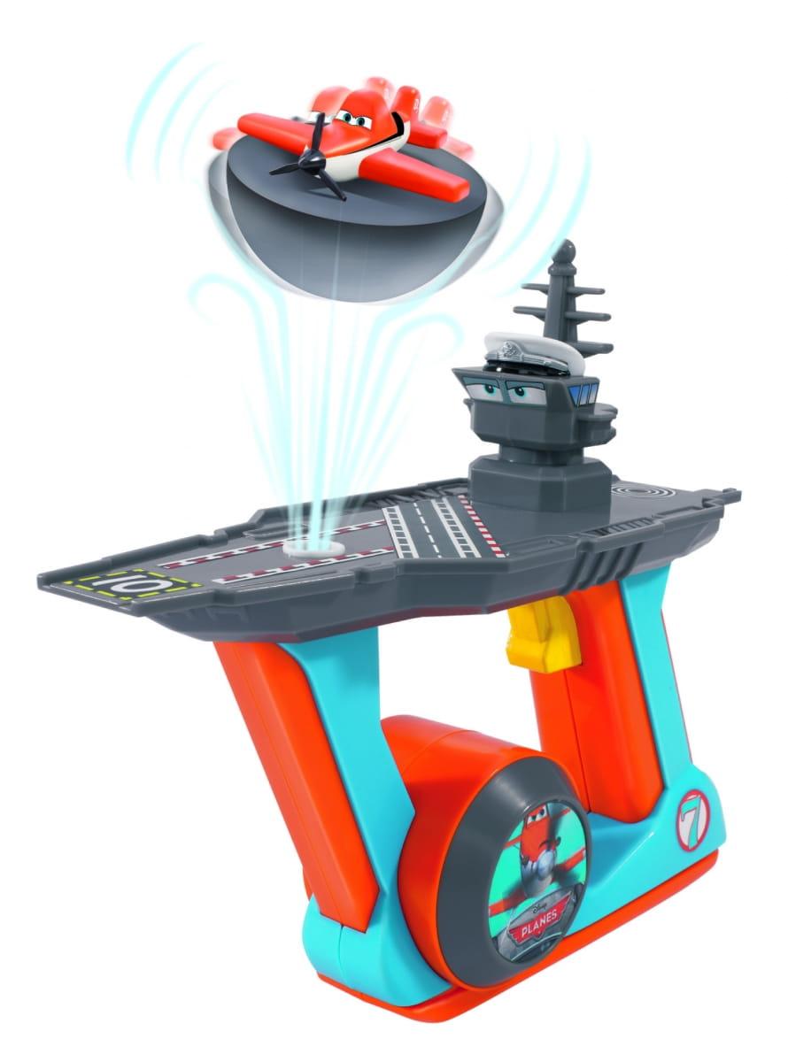 Купить Самолет с пусковым механизмом Dickie Эль Чупакабра 7 см в интернет магазине игрушек и детских товаров