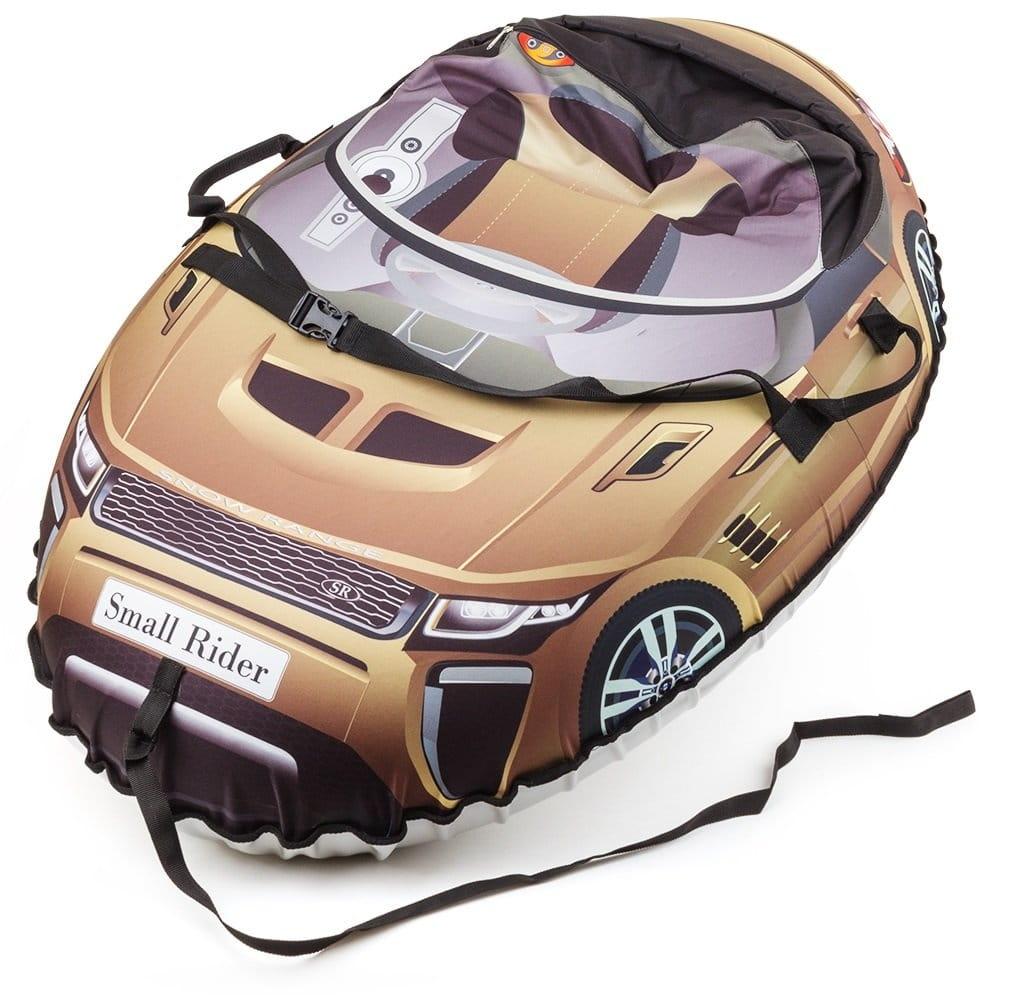Надувные санки-тюбинг Small Rider 332136 Snow Cars 2 Ranger - бронза