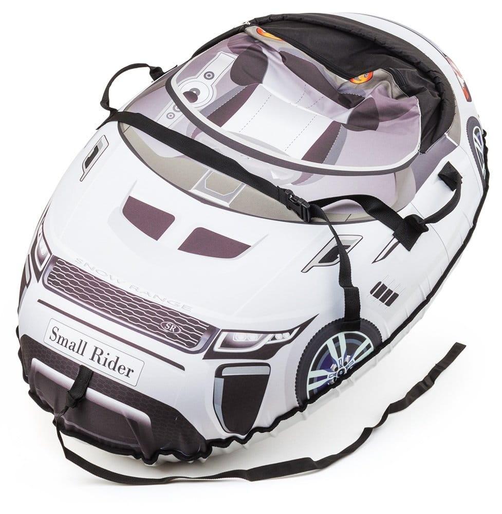 Надувные санки-тюбинг Small Rider 332136 Snow Cars 2 Ranger - белые