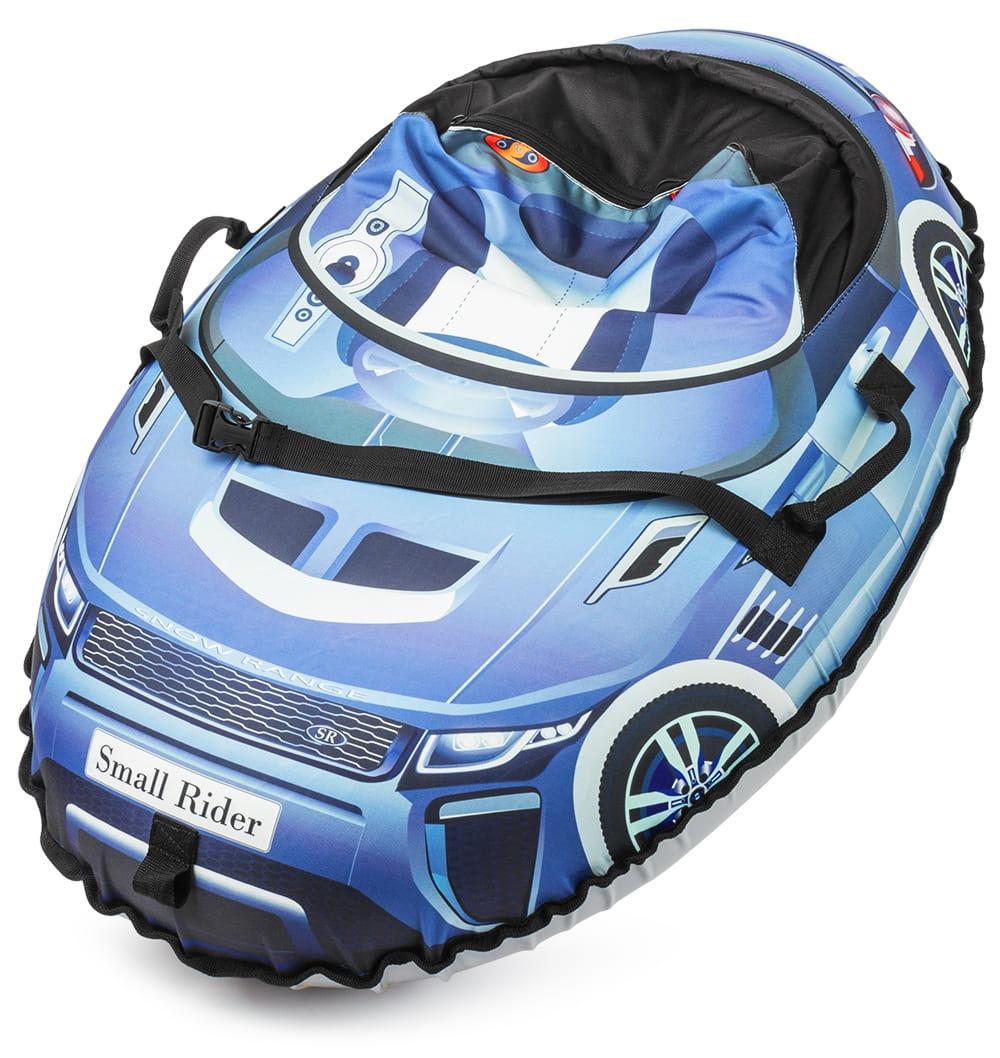 Надувные санки-тюбинг Small Rider 332136 Snow Cars 2 Ranger - серебро