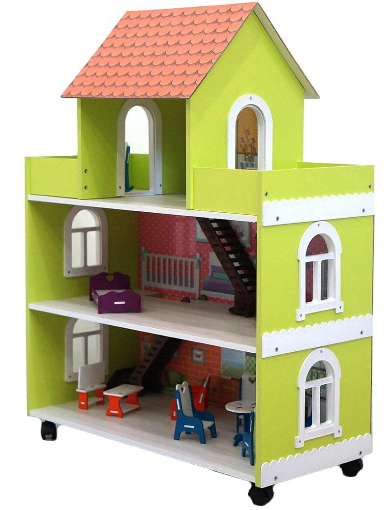 Кукольный домик SUNNYTOY Сказка в лесу