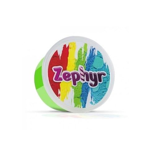Масса для лепки Zephyr - зеленая (190 г)