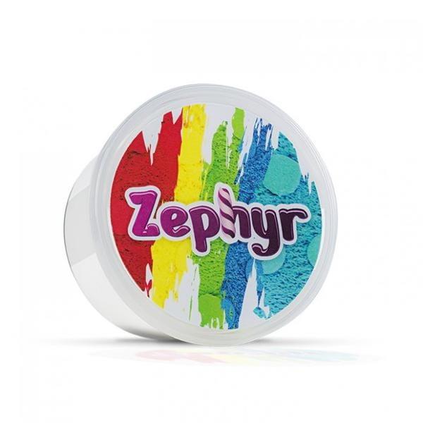 Масса для лепки Zephyr - желтая (190 г)