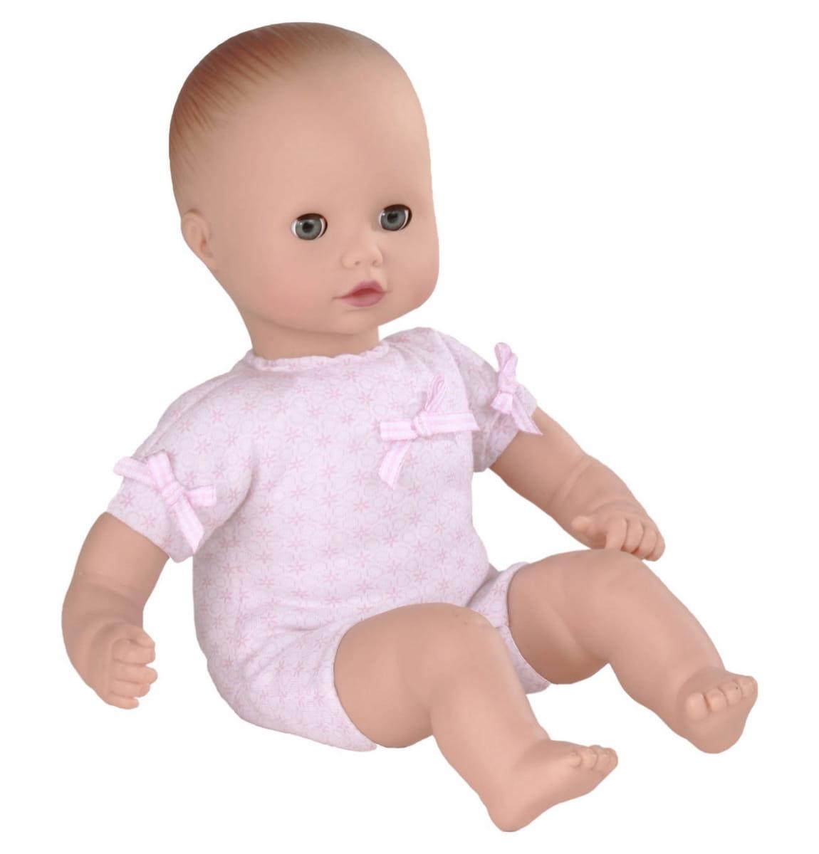 Кукла-пупс GOTZ Маффин - 33 см (в розовом боди)