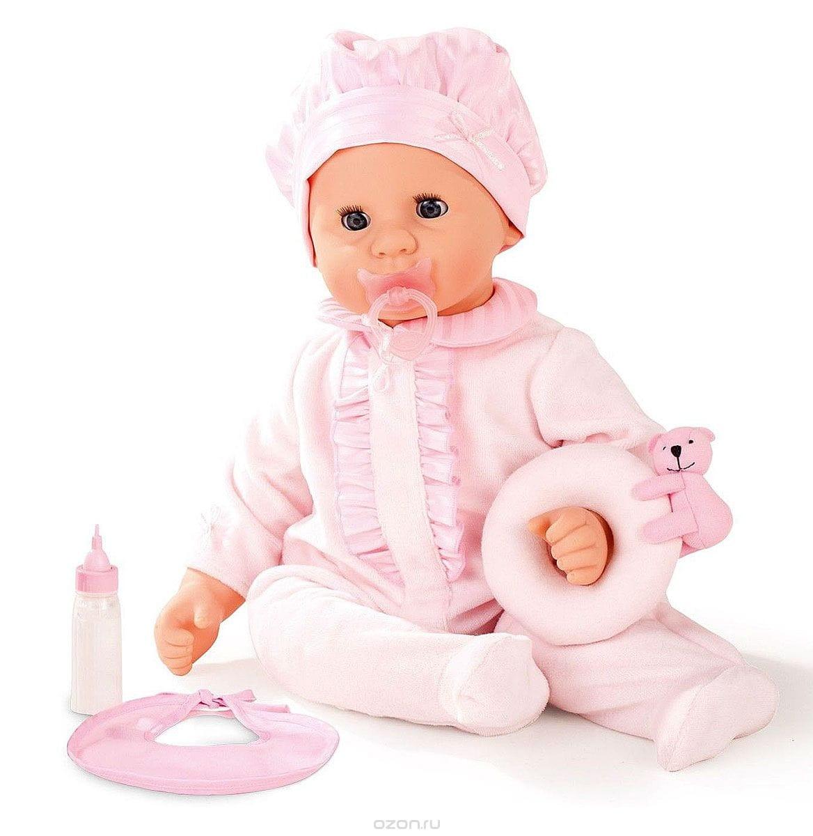 Кукла-пупс GOTZ Cookie Малыш - 48 см (с дополнительными аксессуарами)