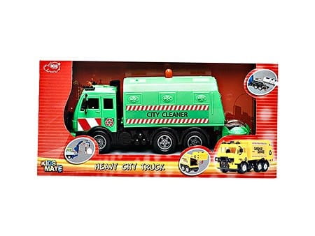 Купить Большегрузная техника Dickie Уборочная машина 25 см в интернет магазине игрушек и детских товаров