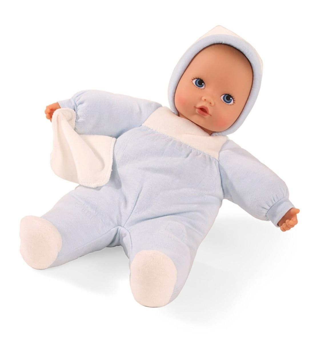 Кукла-пупс GOTZ Baby Pure Слоненок - 33 см (в флисовом комбинезончике)