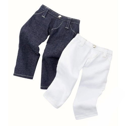 Одежда для кукол GOTZ Брючки - 2 штуки (45-50 см)