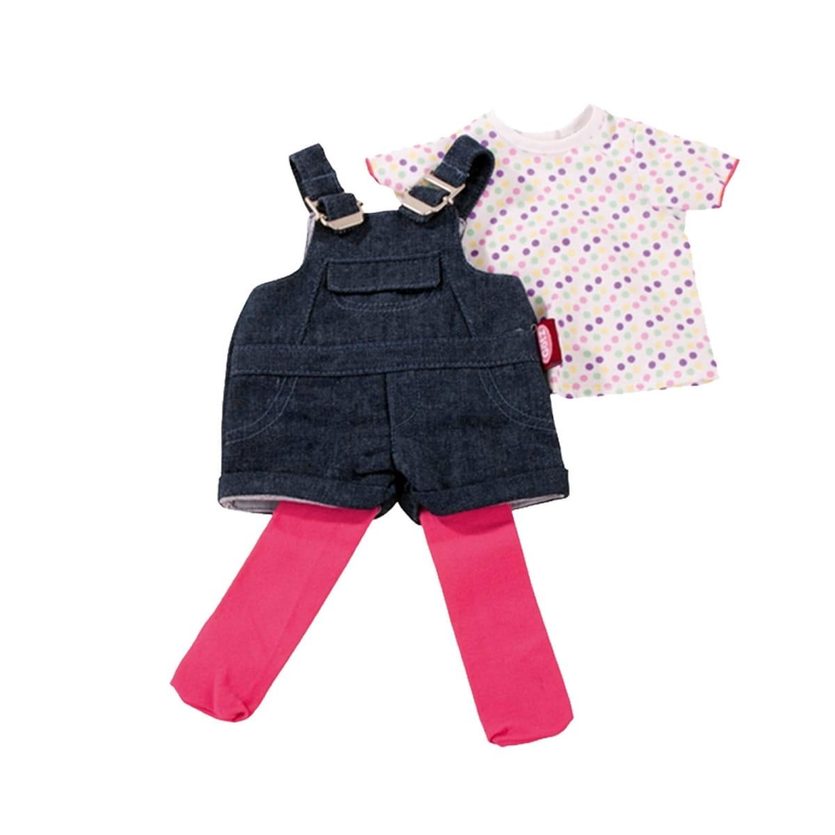 Одежда для кукол Gotz Комбинезон с розовыми колготками (45-50 см)