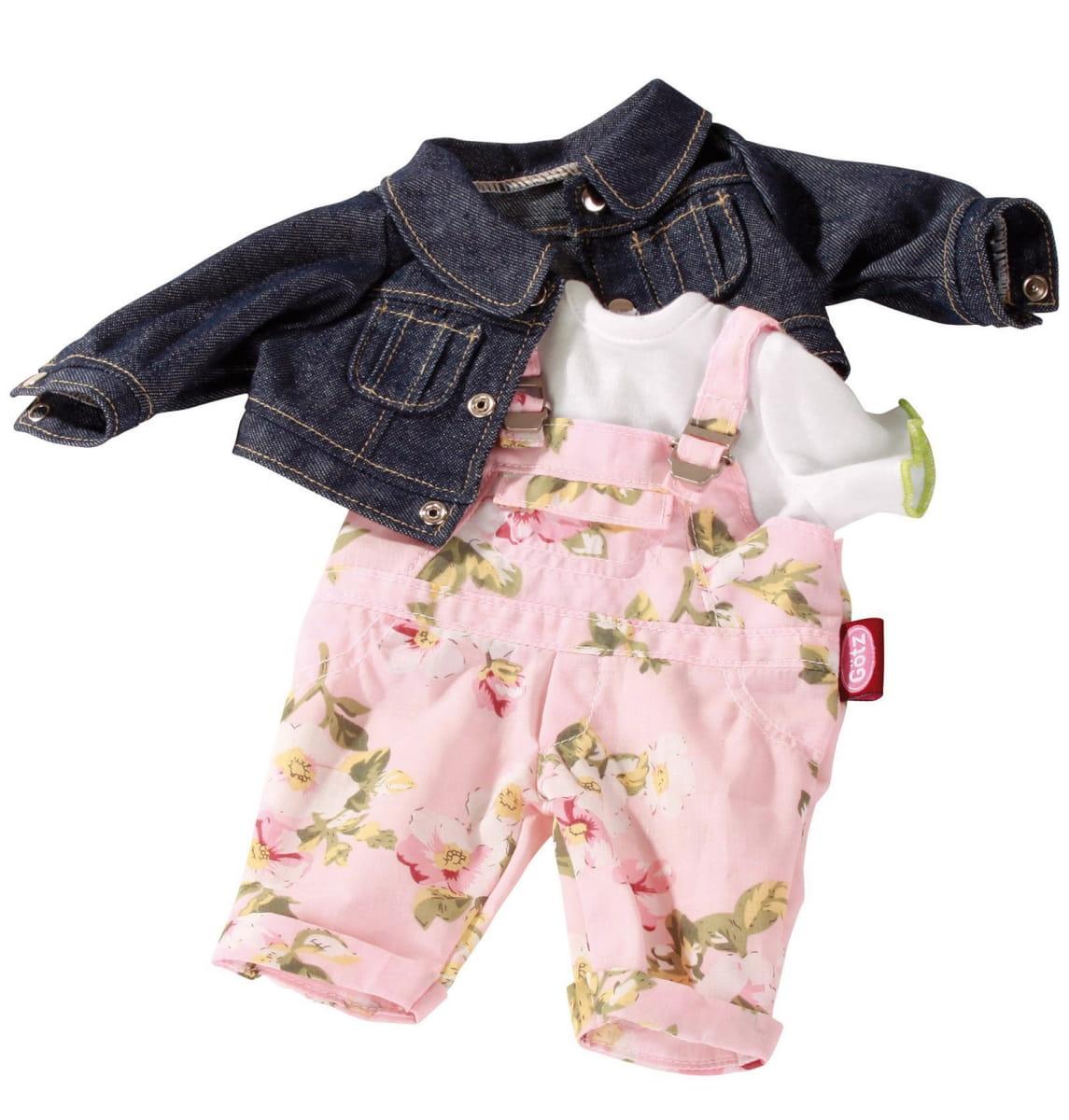 Набор одежды для кукол GOTZ Розовый сад (30-33 см)
