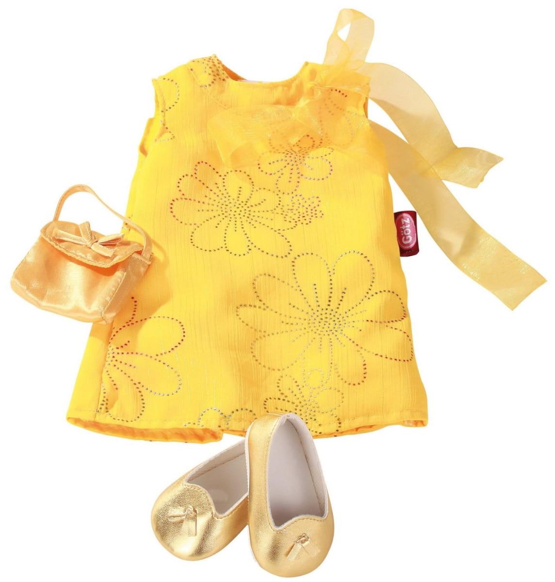 Платье для кукол GOTZ с аксессуарами (45-50 см)