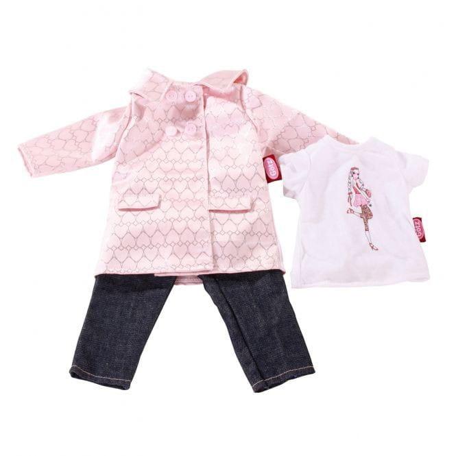 Набор одежды Gotz 3402301 с джинсовыми штанами (45-50 см)