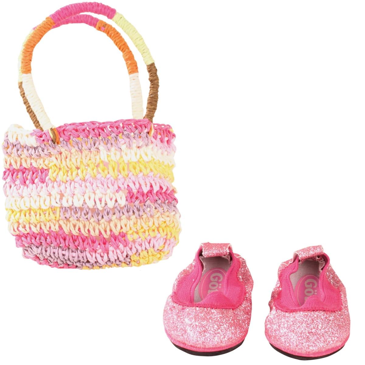 Набор для кукол GOTZ Сумка и обувь (42-50 см)