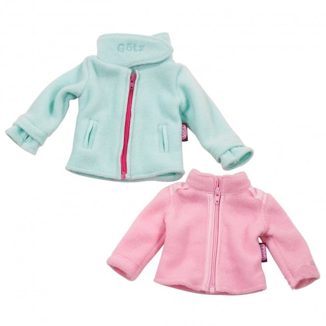 Одежда для кукол GOTZ Кофточки - 2 штуки (45-50 см)
