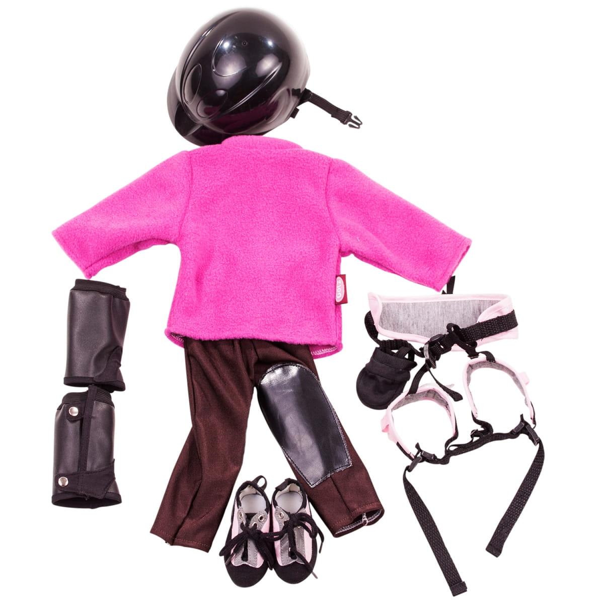 Набор одежды GOTZ для конного спорта (46-50 см)