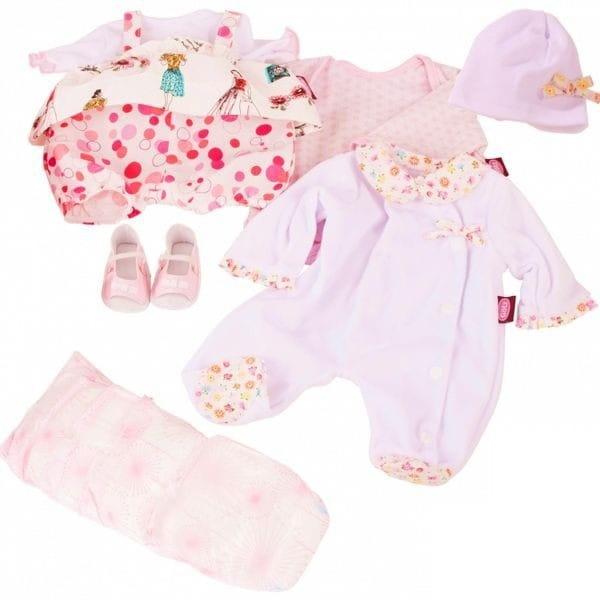 Набор летней одежды для кукол GOTZ (42-46 см)