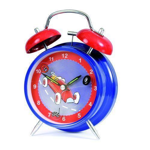Часы-будильник EGMONT TOYS Гоночные машинки