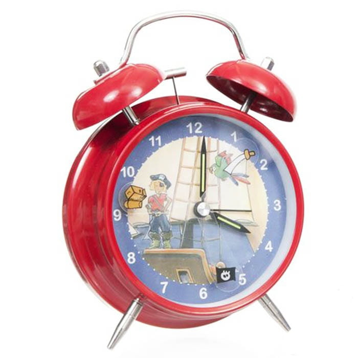 Часы-будильник EGMONT TOYS Пират