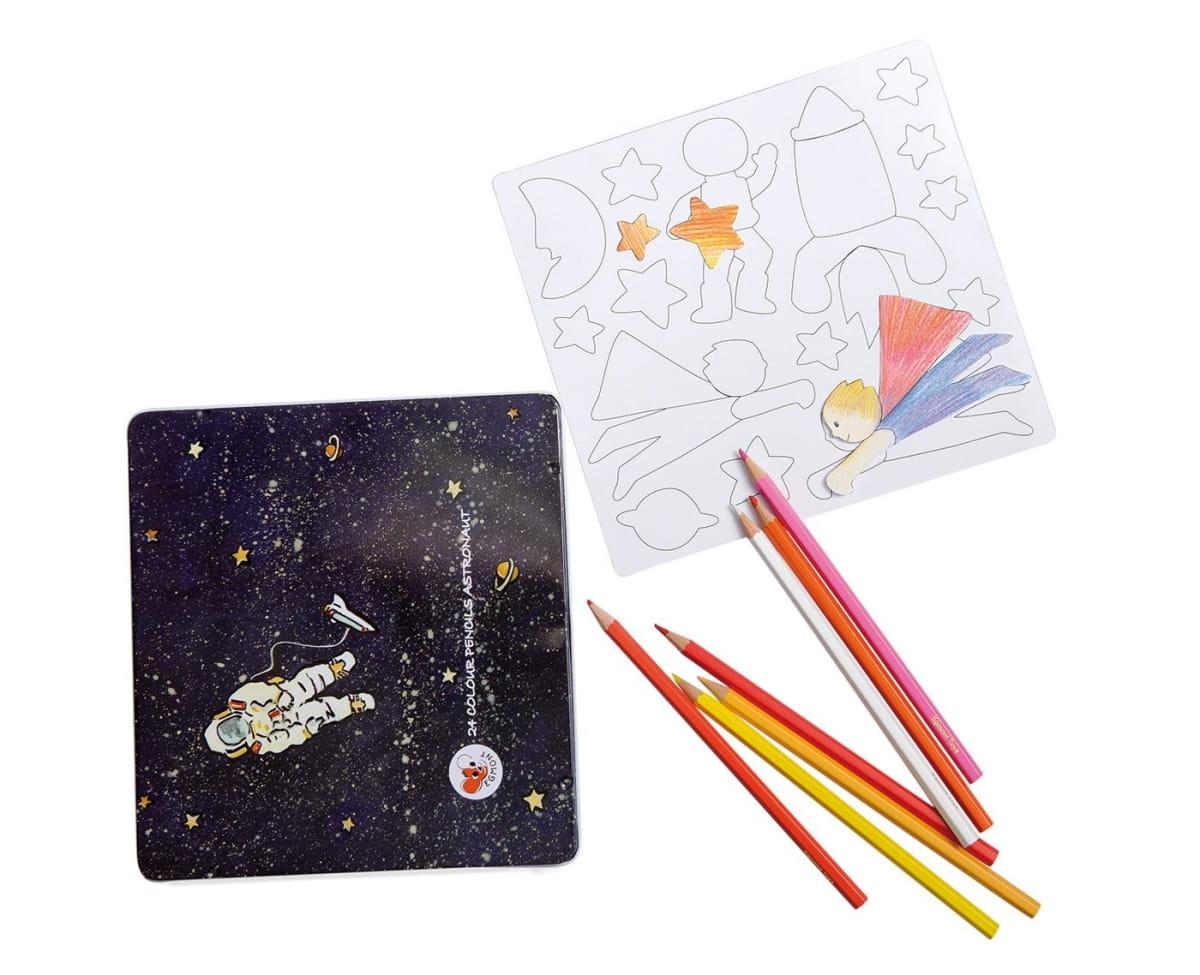 Набор для творчества Egmont Toys 630526 Космонавты