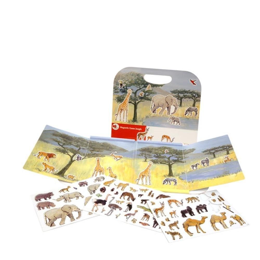Магнитная игра Egmont Toys 630651 Джунгли