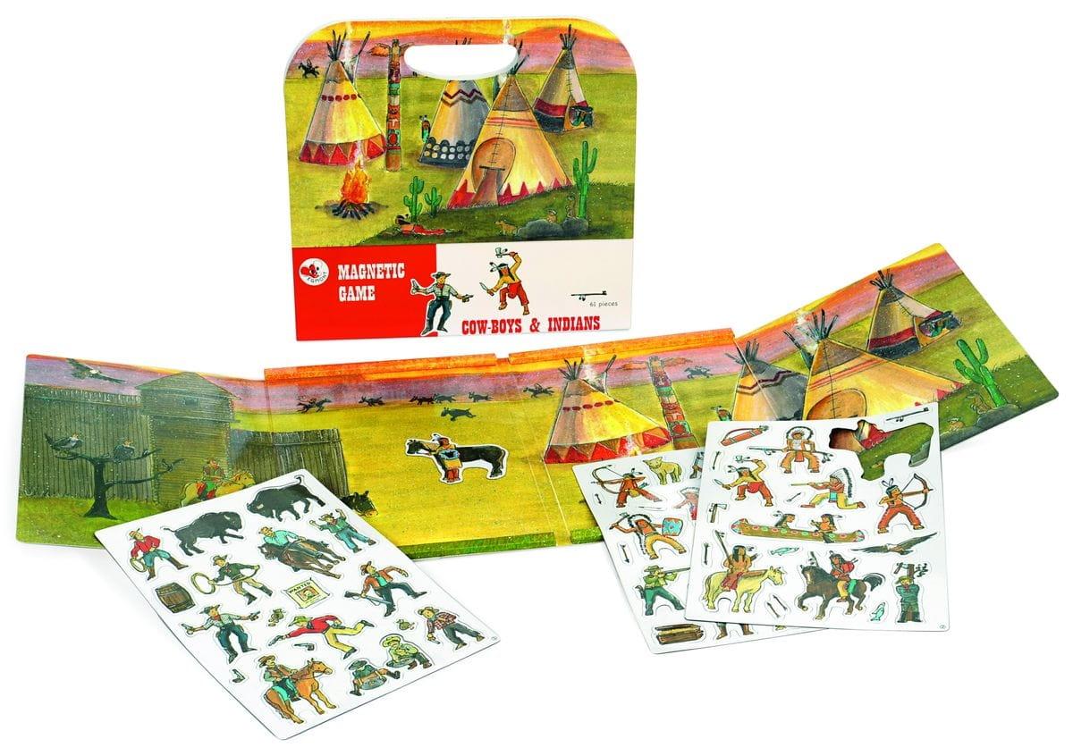 Магнитная игра Egmont Toys 630663 Индейцы