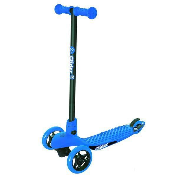 Самокат Yvolution 100809 Glider Air - синий