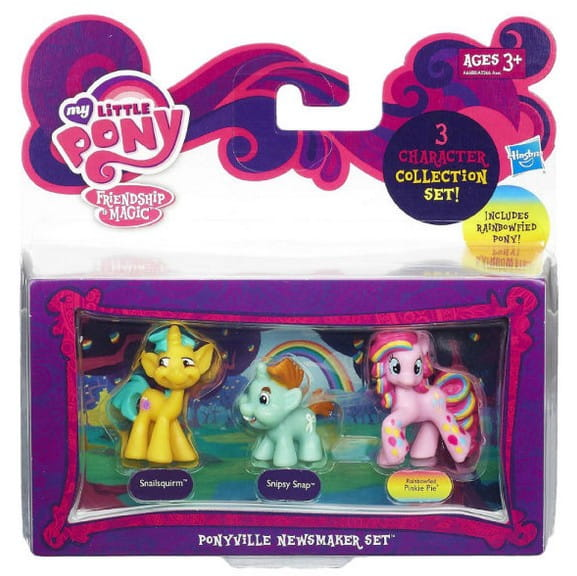 Мини-набор пони My Little Pony (Hasbro)