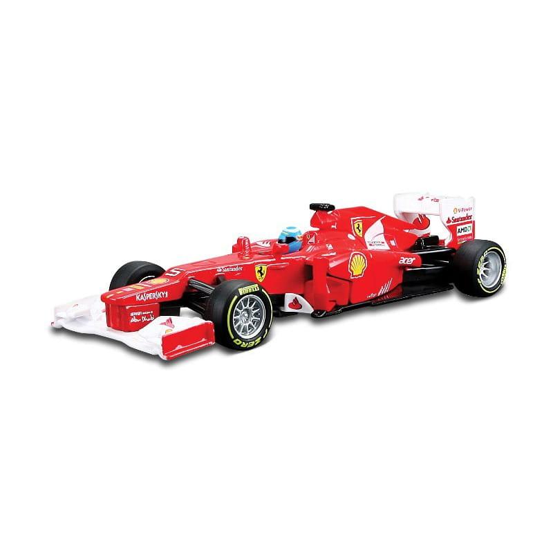 Радиоуправляемая машинка BBURAGO Формула-1 - Ferrari 1:32
